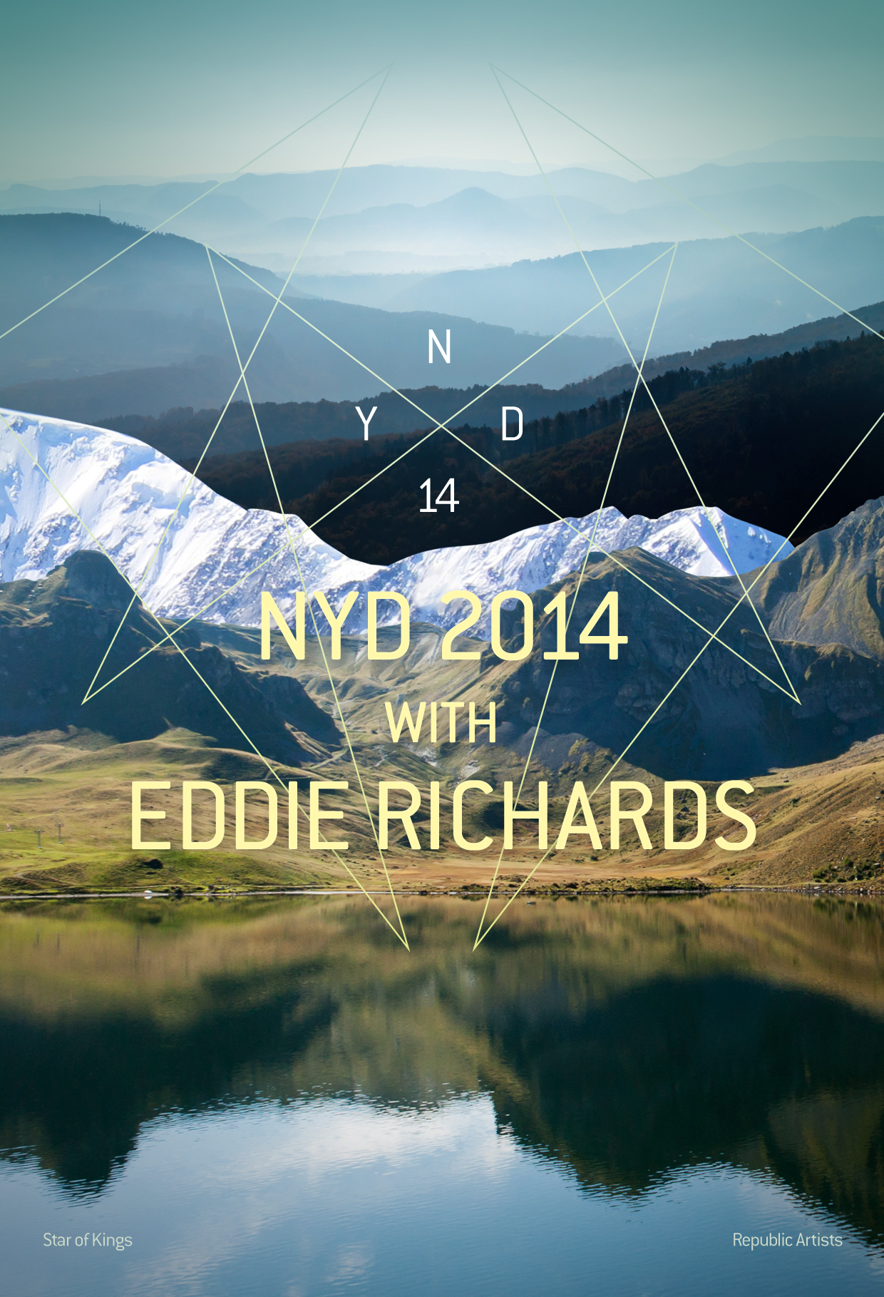NYD with Eddie Richards