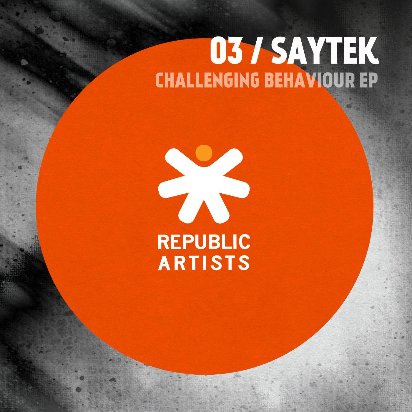 Saytek-Challenging Behaviour EP