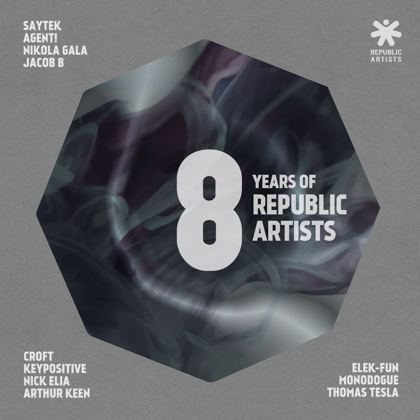 republic artists compilation
